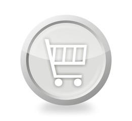 Button Einkaufswagen
