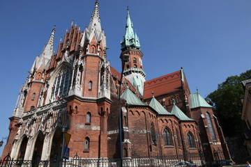 Gothic Church in Krakow