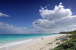 Scenic view of beach on the island of Eleuthera