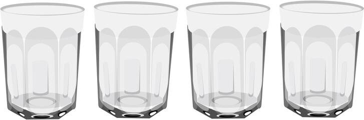 bicchiere da tavola