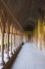 Cloitre du Mont Saint-Michel