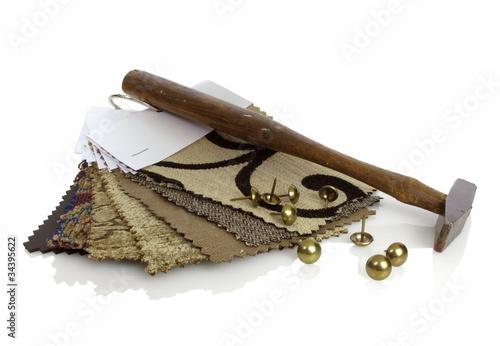 Upholsterer's tools - 34395622