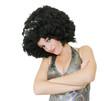 Disco - Femme les bras croisés