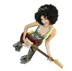 Disco - musicienne de funk