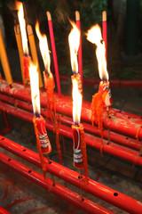 bougies chinoise