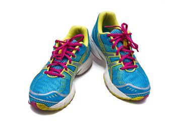Zapatillas de atletismo usadas