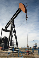 Oil Pumpjack