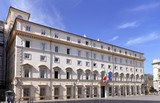 Rome, Oficial residence of the Presidents . poster