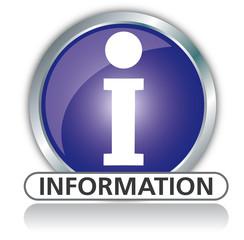 information, button