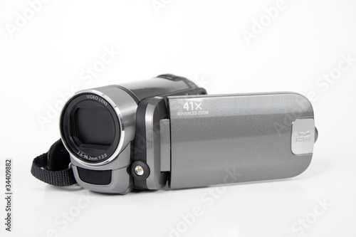 digital home video camera zoom