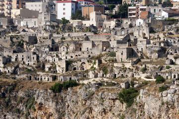 Matera (Basilicata, Italy) - The Old Town (Sassi)