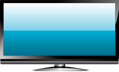 HDTV WideScreen blue