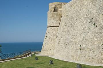 castello sul mare, Ortona