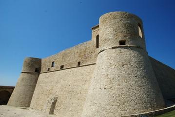 visita al castello di Ortona