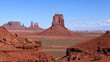 vue de monument valley