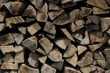Holzscheite / Brennholz