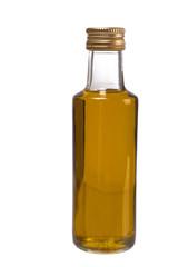 Fläschchen mit Olivenöl