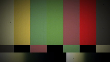 old TV background