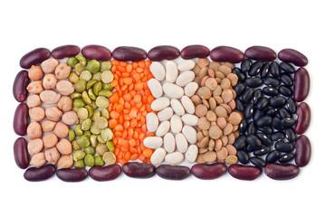 Bean seed mix