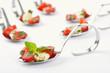 Leckere Tomate-Mozzarella-Häppchen