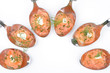 Feine Lachshäppchen mit Frischkäse