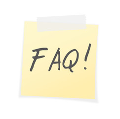 Faq Post-It