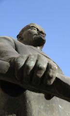 Statue von Lenin