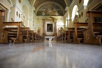 Chiesa Santa Maria della Visitazione, Cervara di Roma