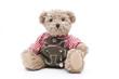 Teddy mit Lederhose