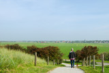 Walking in Dutch nature