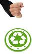 Stempel Mülltrennung