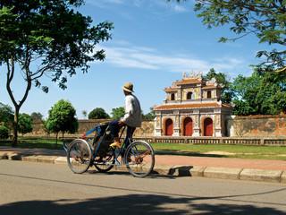 Vietnamese cyclo