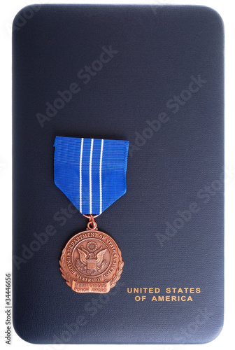 Meritorious honor award