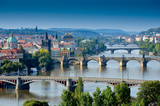 Ponts dans Prague