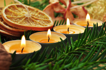 Kerzen,Advent