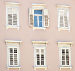 classic italian windows