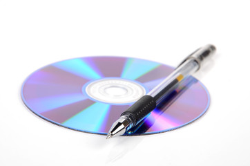 Pen and DVD