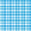 White and blue seamless gingham pattern