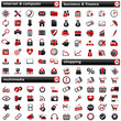 pack Icons I red