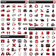 pack Icons II red