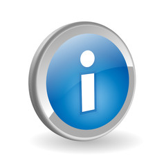 """INFO"" Web Button (find out more learn information about us)"