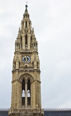 Rathaus Building Tower