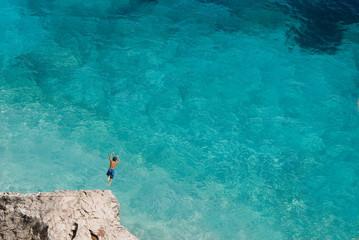 Mare di Cala Goloritzè, Sardegna