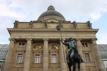 Neue Staatskanzlei in München