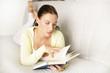 zuhause lesen