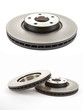 brake discs and their two images