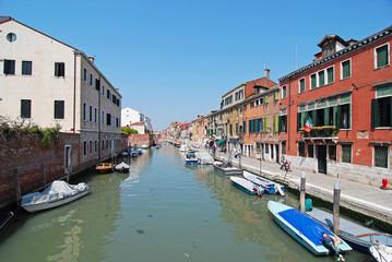 Fondamenta della Misericordia - Venezia