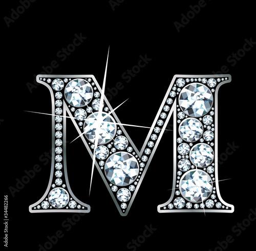 """Diamond """"M"""""""