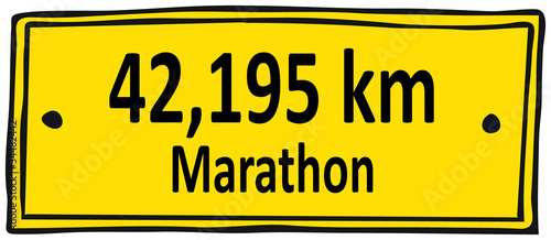 Marathon 42,195km