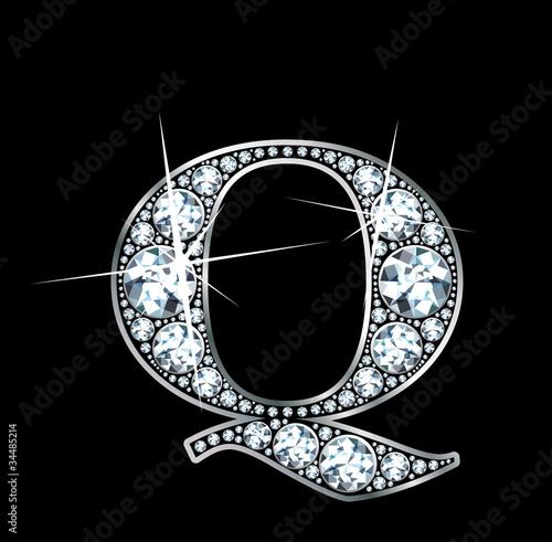 """Diamond """"Q"""""""